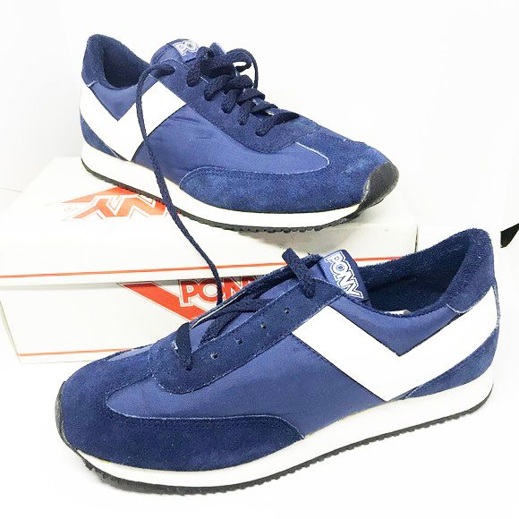 Vintage 1984 PONY Running shoes | The