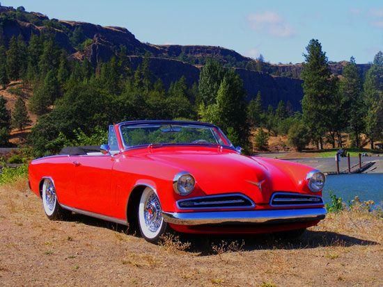 Custom built 1953 Studebaker convertible, Studebaker built ...