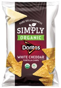Frito-Lay Just Launched Certified Organic Doritos #news #alternativenews