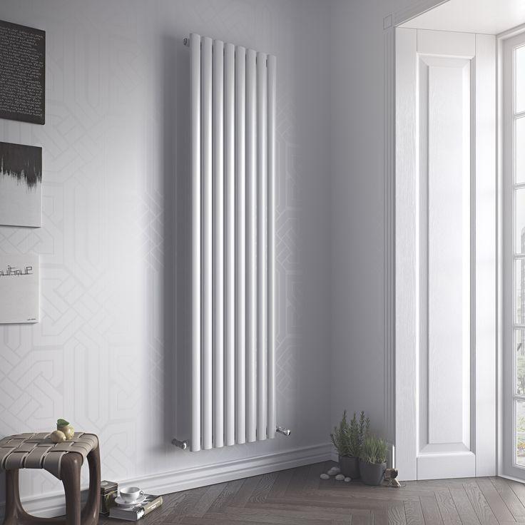 7 besten schmale Heizkörper Bilder auf Pinterest Farbe weiß - badezimmer heizung elektrisch
