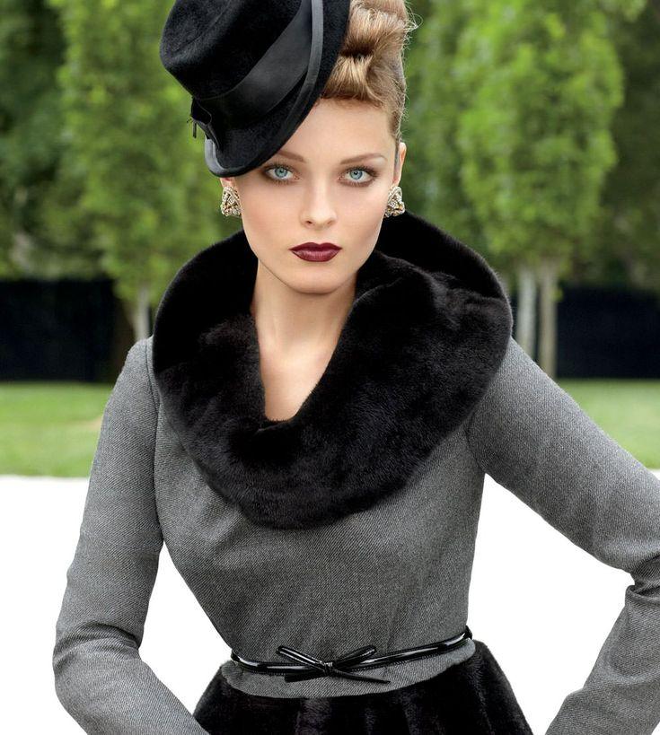 vintage chic #retro #fashion