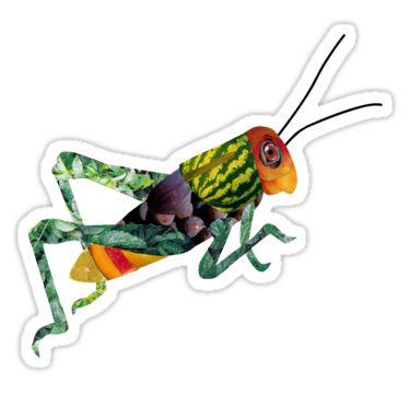 Fruithopper Sticker by StickerNuts