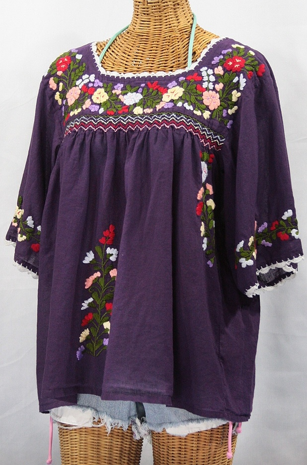 111 best Embroidered Peasant Tops & Mexican Peasant ...