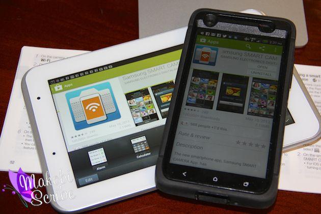 WiFi Samsung Smart Camera App #pixbundle #cbias