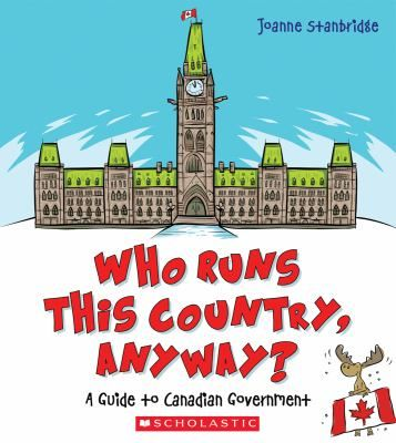 In this info-packed book, a comical duo--a keener student and her offbeat sidekick--guide readers through the electoral and governing process, from casting a vote in an election, to passing a bill in Parliament, and all the points in between. Finding out about Canada's government has never been so lively!