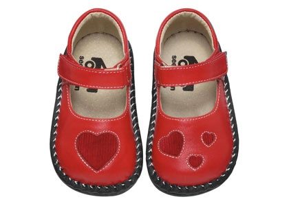See Kai Run Annabelle Mary Jane Girls Toddlers from seekairun.com - cool baby shoes, toddler shoes, kids shoes and baby booties.