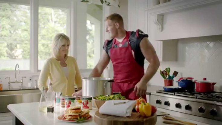 Here at H-E-B, we love football - Check out this commercial featuring JJ Watt!!!  #HoustonTexans #PrimoPicks