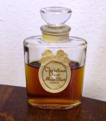 Vintage Christian Dior Miss Dior Parfum Perfume 1 oz Bottle | eBay