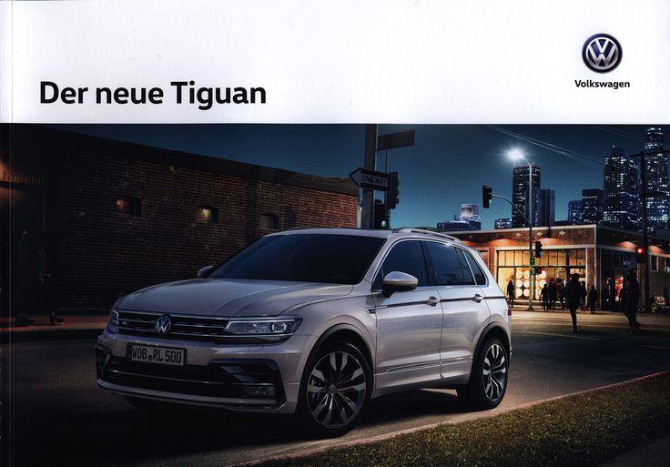 https://flic.kr/p/RMKdRK | Volkswagen Tiguan, Der neue; 2016_1