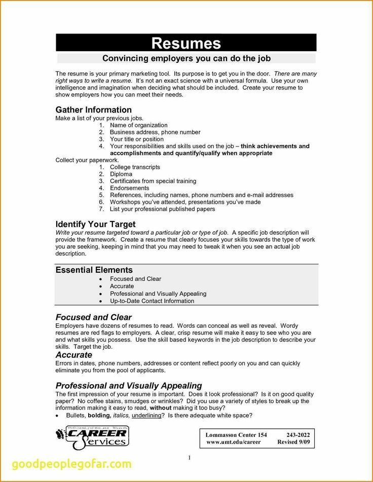 Resume Tips For College Students In 2020 Job Resume Template First Job Resume Job Resume