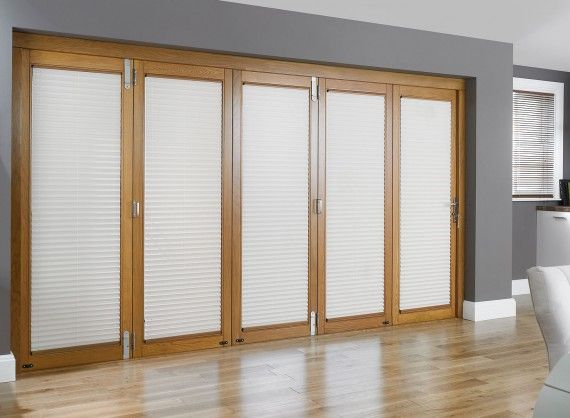 Wood blinds are one of good patio door blinds. Wood is very resistant suitable for a door that is always open or closed. & 7 best Our Exclusive Range of Blinds for Your Vufold Doors images on ...