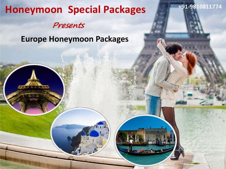 Europe Honeymoon Package Cost