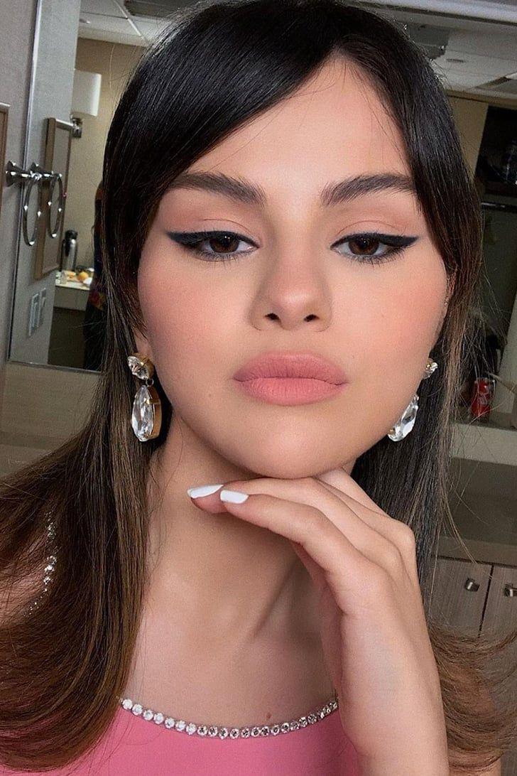 Selena Gomez Took Things Back to Basics With a White Mani
