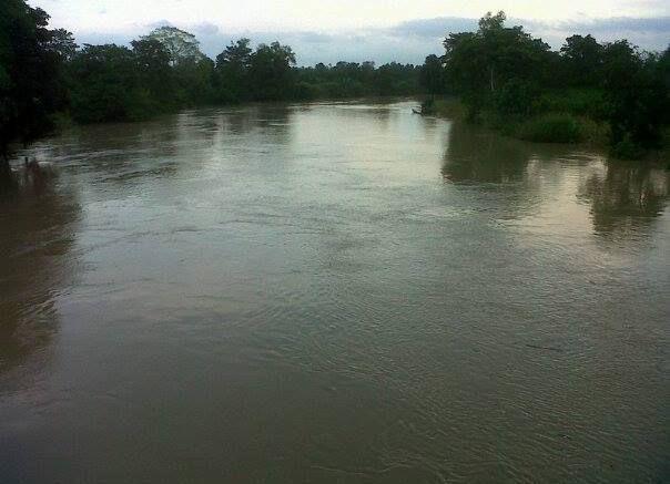 Ayo Memancing Ikan Baung di Desa Asahan