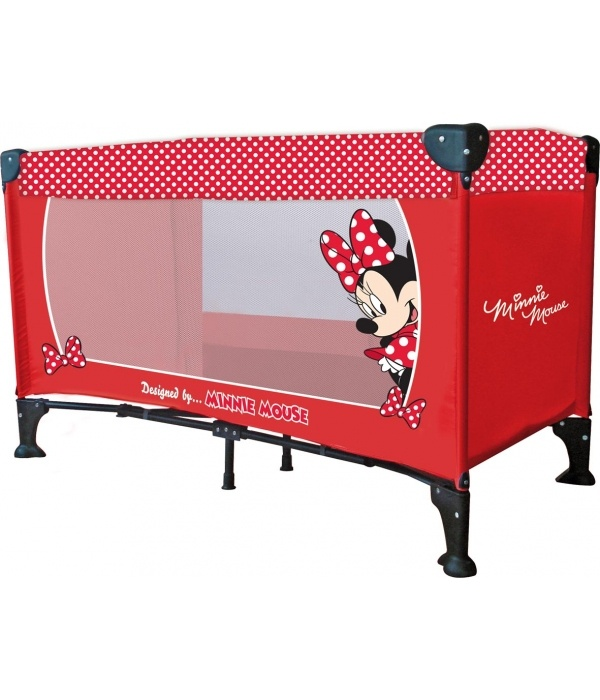 achat lit parapluie minnie disney. Black Bedroom Furniture Sets. Home Design Ideas