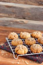 Греческое печенье меломакарона