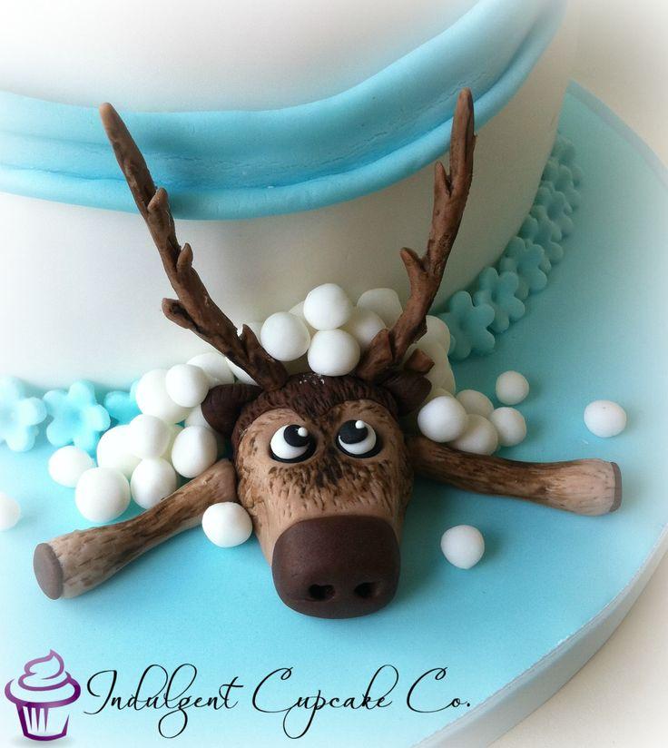 Sven Frozen Cake