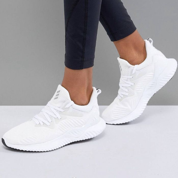 Adidas sneakers. in 2021 | Adidas white shoes, Tennis shoes outfit ...
