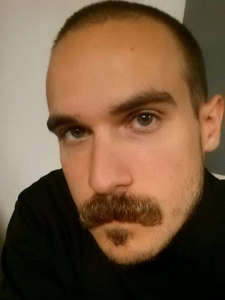 Walrus Mustache Style Mustache Styles Walrus Mustache