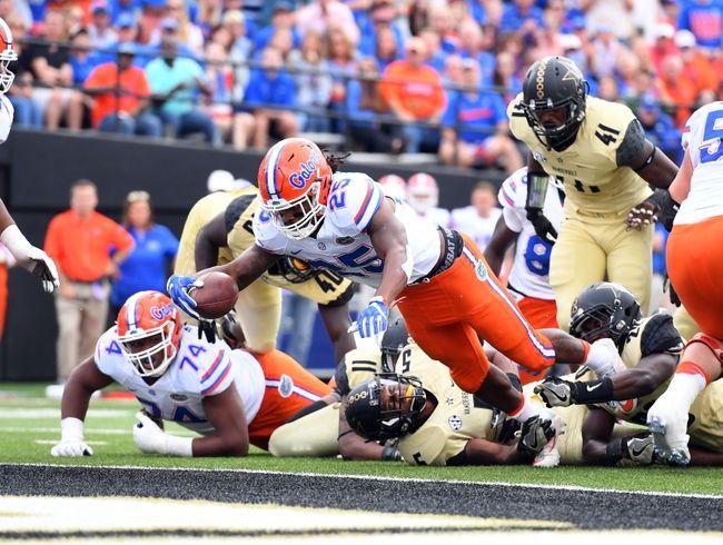 Florida vs. LSU - 10/8/16 College Football Pick, Odds, and Prediction