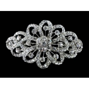 Lisbeth hair comb from the Emanuella adorn collection.