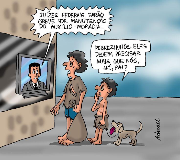 #charge #chargista #cartunista #humorgrafico #cartoon #cartum #chargedodia #charge de hoje
