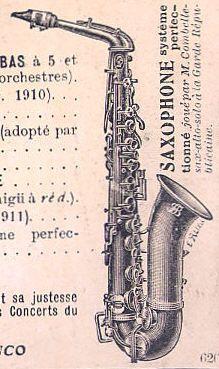 Saxophone alto Besson