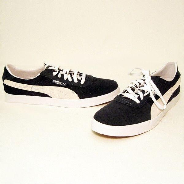 Puma G Vilas - Navy Low-top Sneaker