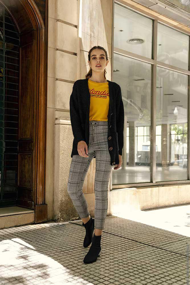 711e306ae7db Moda otoño invierno 2019 ropa de mujer: Moda urbana y femenina en ropa de  mujer Núcleo: tapados, sacos, pantalones, blusas, remeras y vestidos otoño  ...