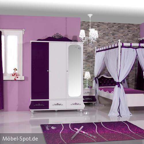 Kinderzimmer De | Die Besten 25 Lila Schlafzimmervorhange Ideen Auf Pinterest