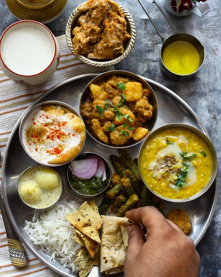 49 best indian thali ideas images on pinterest cooking food these 30 everyday indian meals are packed with nutrient rich foods and plenty of fresh fruits and vegetables our 30 everyday meals are worth bookmarking forumfinder Gallery
