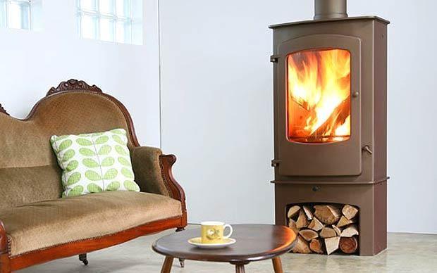 Charnwood. Best wood-burning stoves