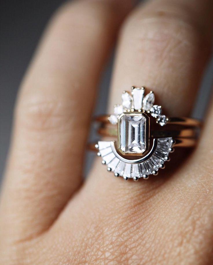 Marrow Fine By Jillian Sassone On Instagram Nashville We Re Heeeeeere Our Second Stock In 2020 Art Deco Wedding Jewelry Fashion Rings Bridesmaid Jewelry Sets