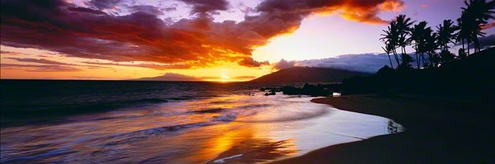 Kihei Shores.   Peter Lik Fine Art Photography.