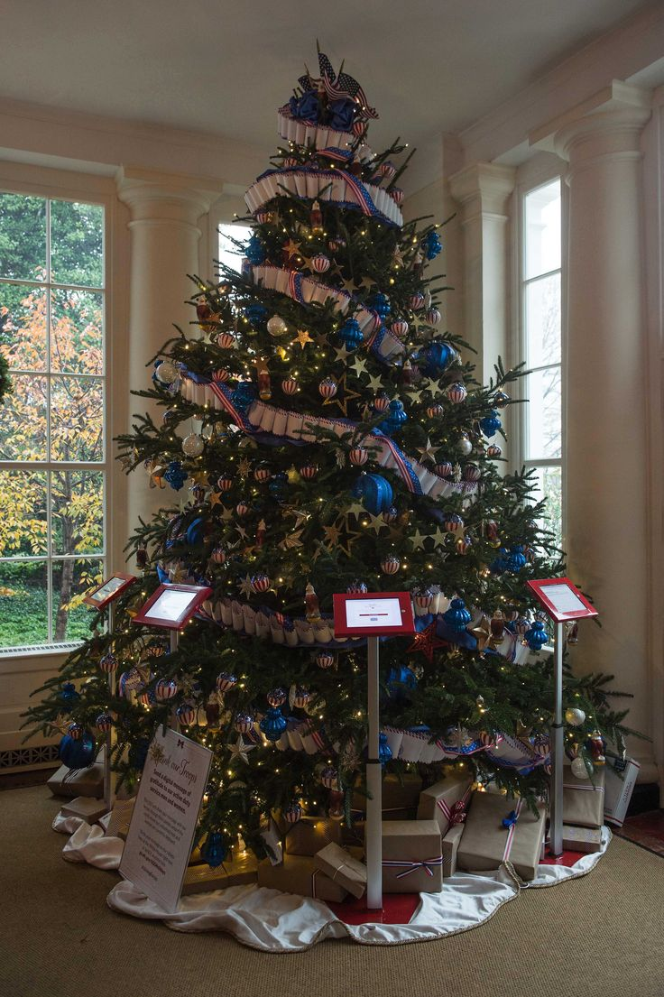 166 Best White House Christmas Trees Images On Pinterest  - Christmas Trees Ri