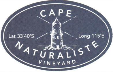 cape naturaliste wine label