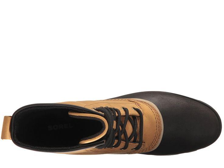 SOREL Emelie 1964 Women's Waterproof Boots Elk/Black