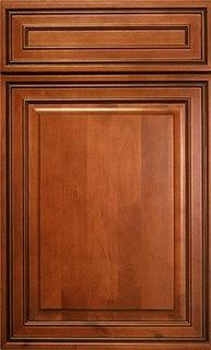 J Premium Mocha Door by Below Wholesale Cabinets, via Flickr
