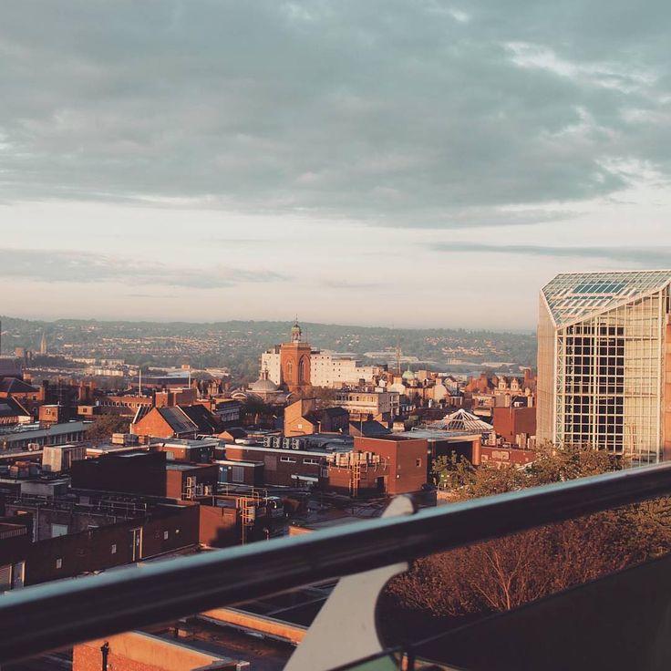 Town Centre skyline, beautiful!
