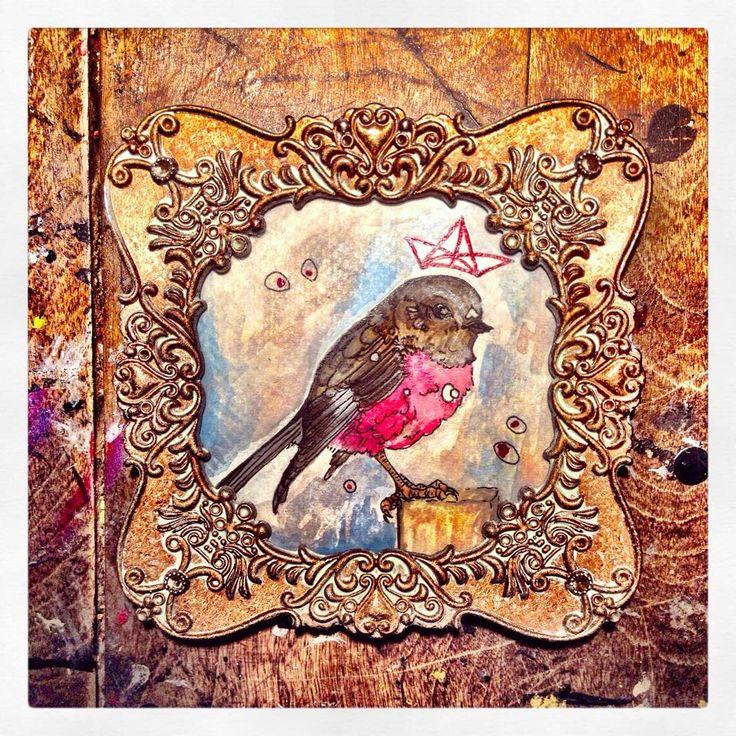 Aquarelle sur papier Par Gina Arganese - AGA Artiste