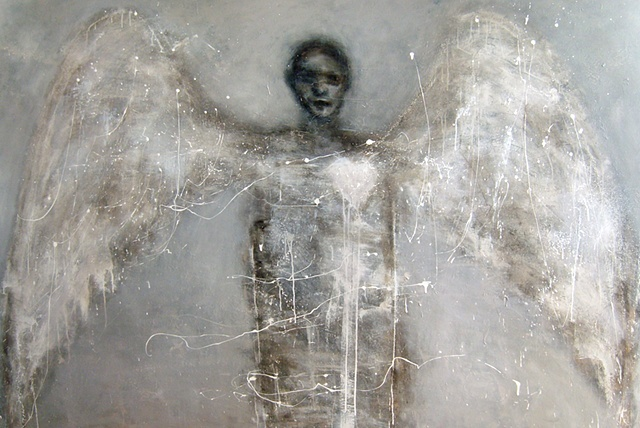 We shelter an angel within us. We must be the guardians of that angel.  •  Jean Cocteau. artist, fran williams