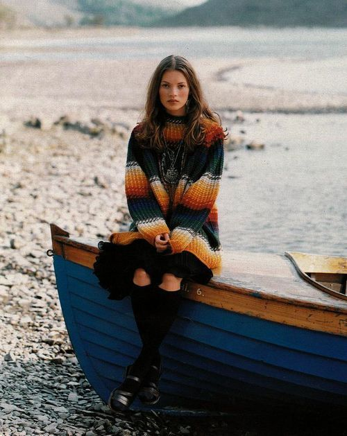 Back to the 90s — mariasoromenho: Kate Moss
