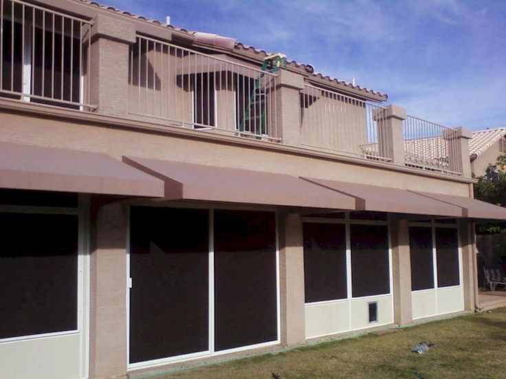 Canvas Awnings Phoenix AZ | AAA Sun Control