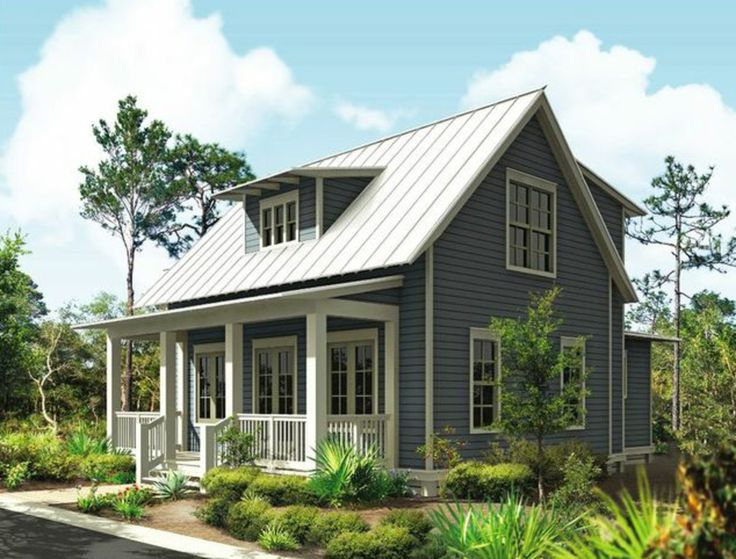 ideas about Tin Roof House on Pinterest   Tin Roofing  Key    My dream house has a tin roof  lots of windows  a large front porch