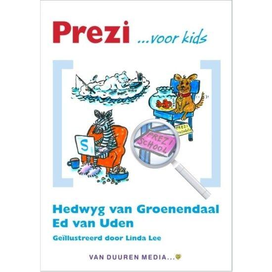 Met Prezi kunnen kinderen eenvoudig een presentatie voor hun spreekbeurt maken, maar er kan nog veel meer. Dit boek legt ze uit hoe je Prezi gebruikt.