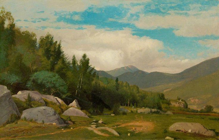 William Hart, 'Scene in the White Mountains'