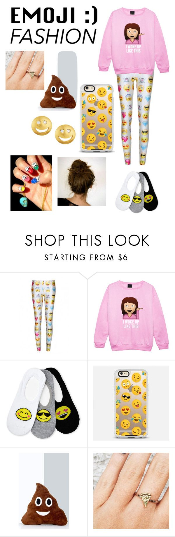"""Not Leaving My Bed!!!"" by shirowland ❤ liked on Polyvore featuring WithChic, Capelli New York, Casetify, Boohoo, Rock 'N Rose and Tai"