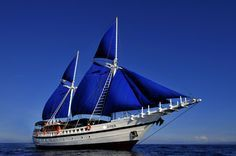 6 - A liveaboard is the best way to experience Raja Ampat's diving. Photo by Lakshmi Sawitri, Flickr