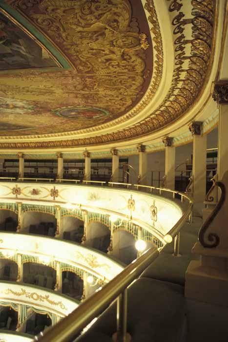 #TEATRO #BONCI, Piazza Guidazzi 1, 47521 #Cesena Tel. biglietteria: 0547/355959; tel. portineria: 0547/355911 info@teatrobonci.it Seguilo su www.emiliaromagnateatro.com