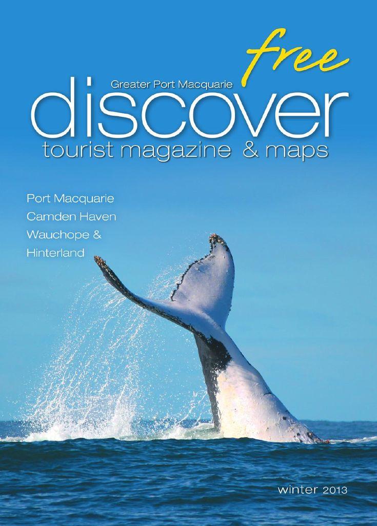 ISSUU - Discover Magazine Winter 2013 by Discover Media Australia